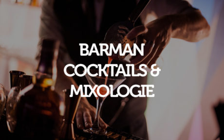 Barman Cocktail & Mixologie