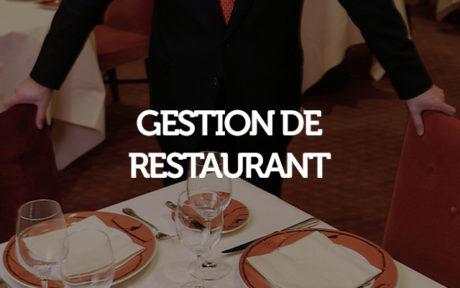 Gestion de restaurant